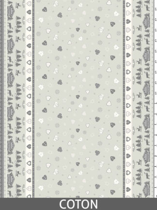 Chamonix bordure minérale - Coton_regle