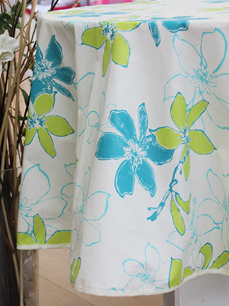 Nappe enduite - Jardins Turquoise