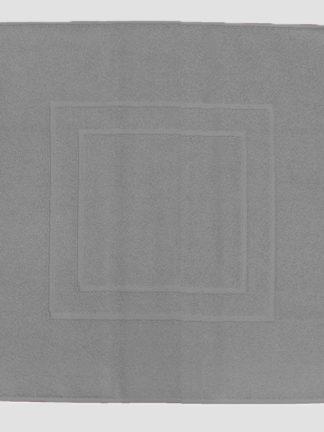 Tapis de douche gris